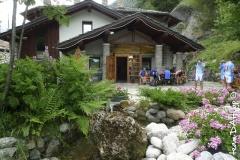 17 ristorante hostellerie du paradis