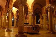 S.Pietro in ciel doro Cripta