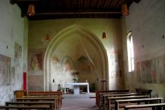 S.Giacomo della Cerreta interno