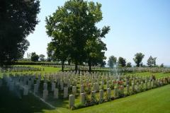 bolsena cimitero di guerra