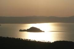 lago bolsena da montefiascone