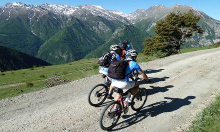 Colle Assietta e Lago Berg del Laus