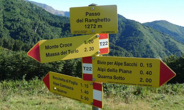 Colle Ranghetto, Mazzoccone…sognando l'Invergneux!
