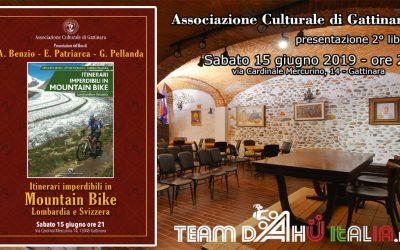 Presentazione secondo libro a Gattinara