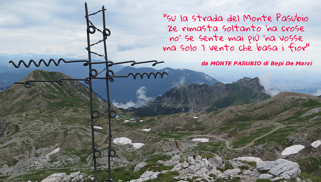 Monte Pasubio e la Grande Guerra